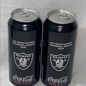 Las Vegas Raiders 2020 Inaugural Hydration Pack